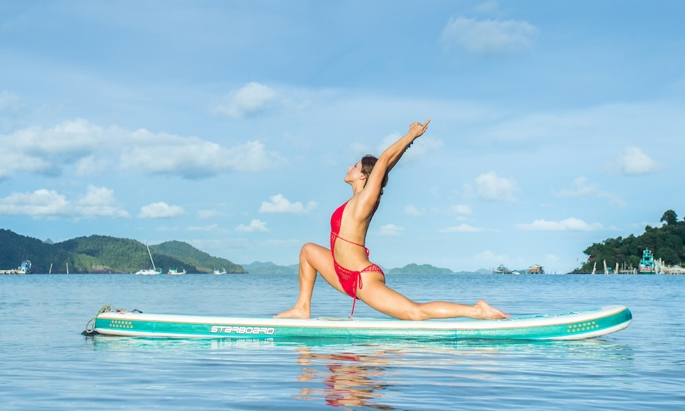 dashama sup yoga board