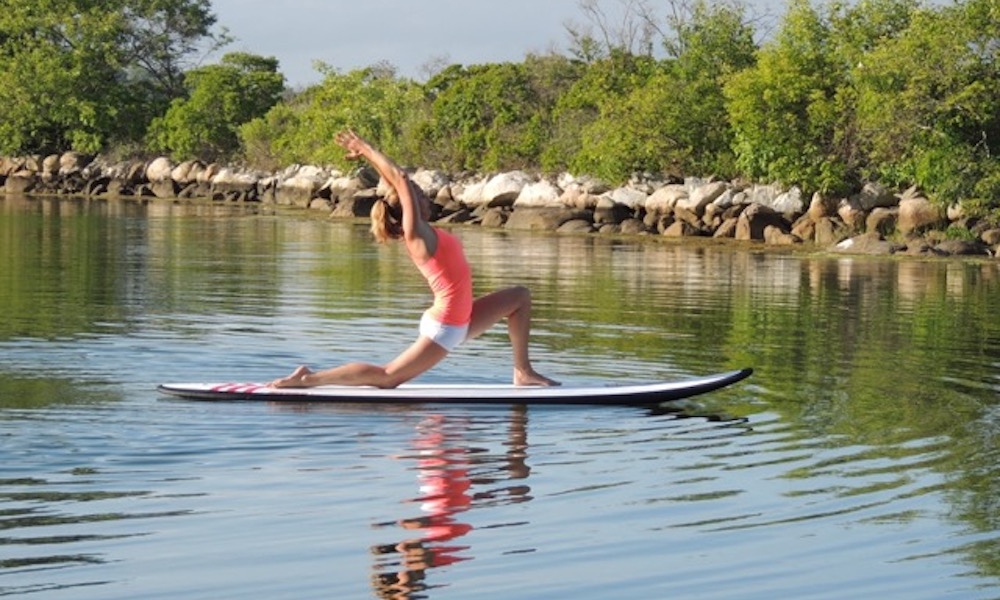 yoga mat to water 3