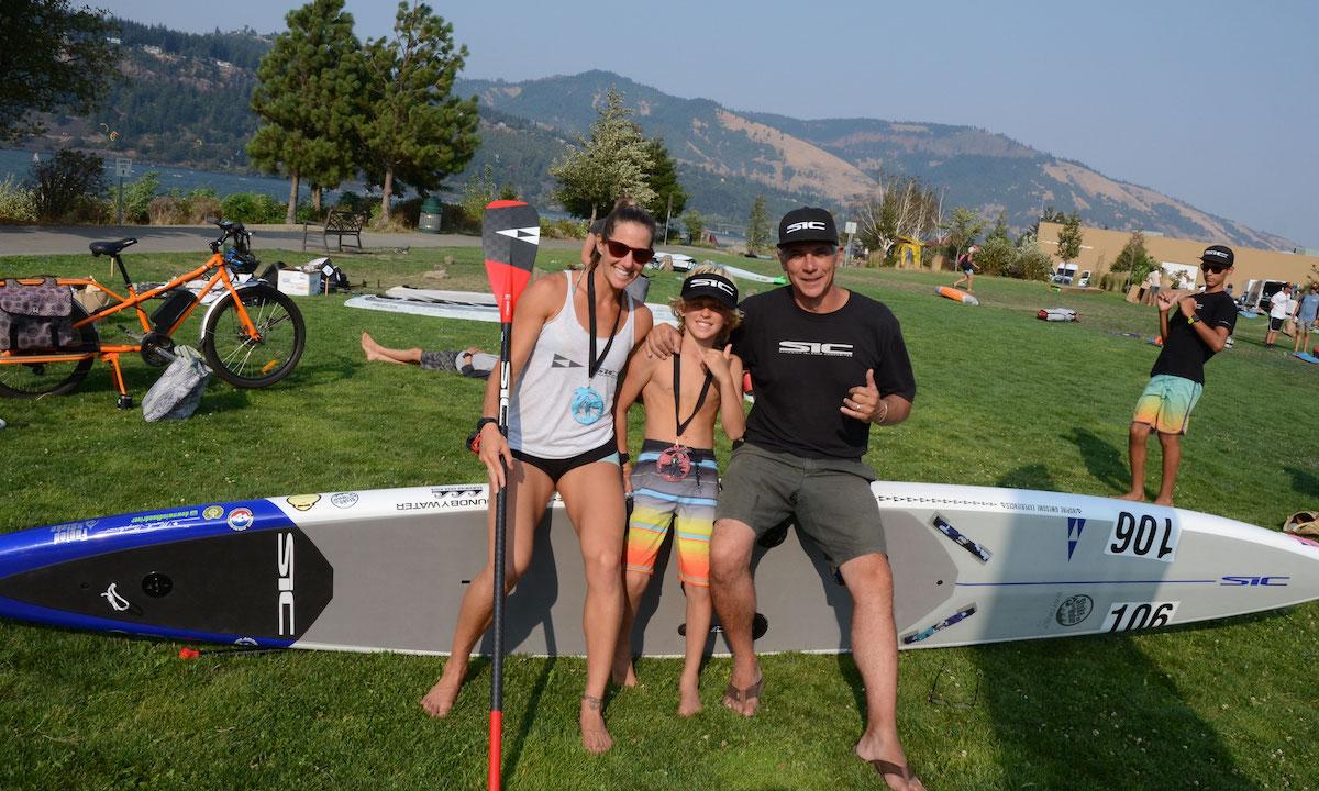 sic title sponsor gorge paddle challenge 2019 2