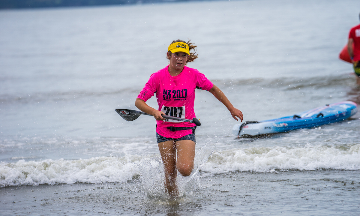 hoe tao nz paddle championships 2018 Maddy McAsey