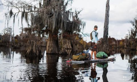 Fight to SOAR, Apalachicola River Expedition