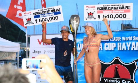 Kai Lenny & Candice Appleby Reign Supreme In Japan