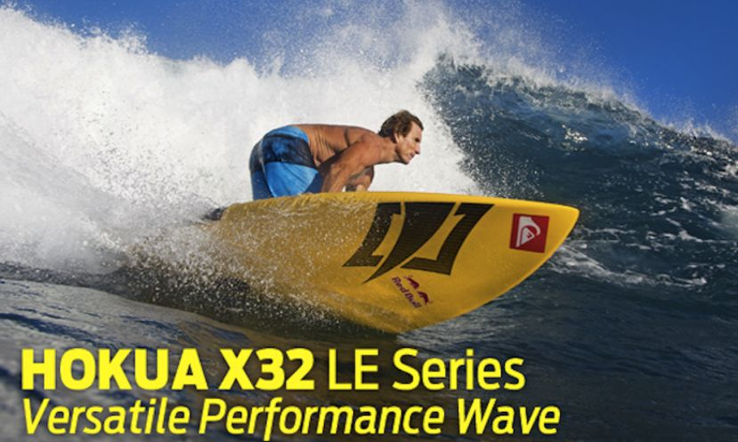 Naish Introduces the Hokua X32 LE Series