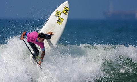Defending champ Mo Freitas will look to defend his title this year. | Photo: Shutter Pat