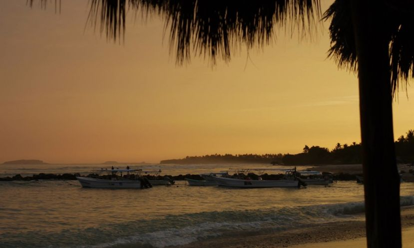 Punta Mita sunsets. | Photo via: Wave of Wellness