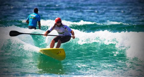 SUP Titles Hit Shores of Port Stephens