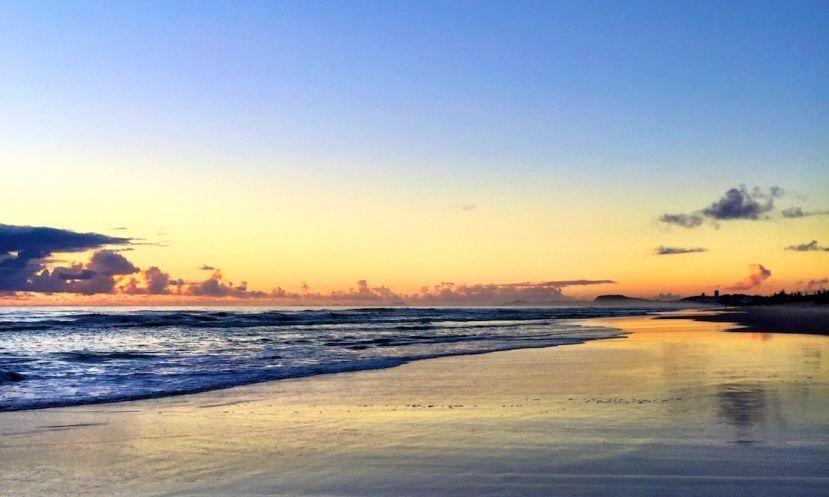 Gold Coast SUP Paradise