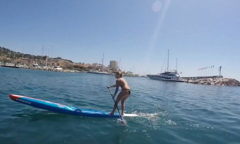 Fiona Wylde Explores & Paddles France