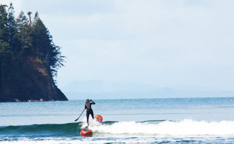 How to Be Safe Stand Up Paddle Surfing
