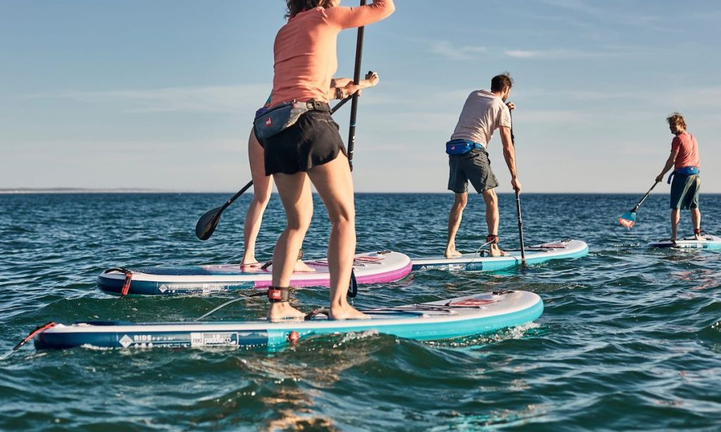 Red Paddle Co Launches New Product Range