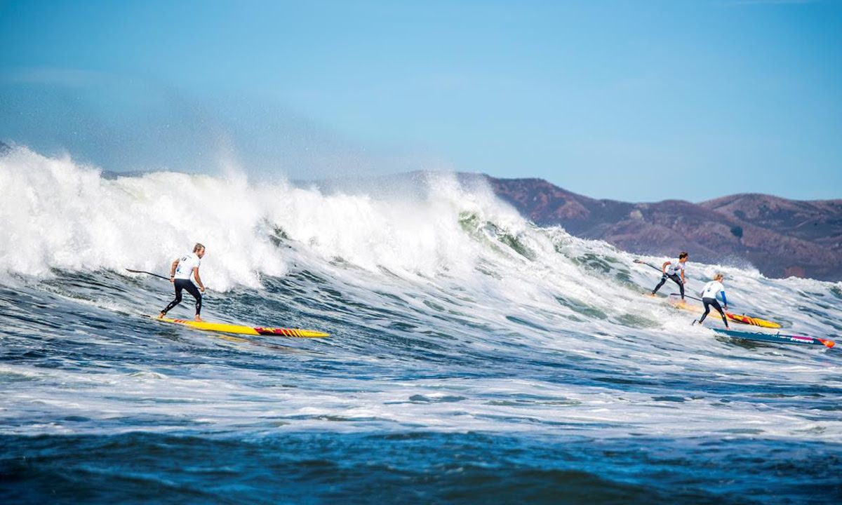 Red Bull Heavy Water returns to San Francisco for APP World Tour Race Stop #4, the sport's 'most extreme' race. | Photo courtesy: APP World Tour