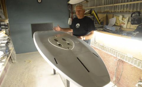 The Walden Wavejet SUP 10'