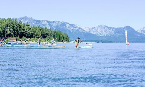The 2015 Race The Lake Of The Sky will be held on the last weekend of June. | Photo Courtesy: Race The Lake Of The Sky