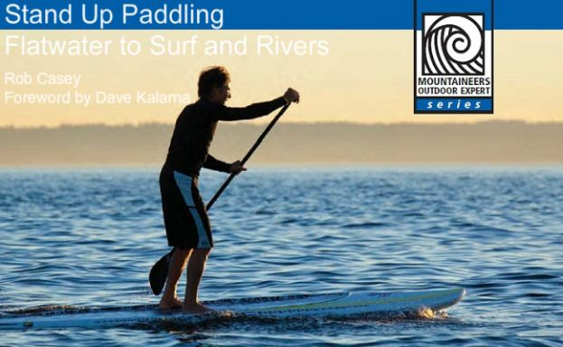 Rob Casey Authors Stand Up Paddle Book
