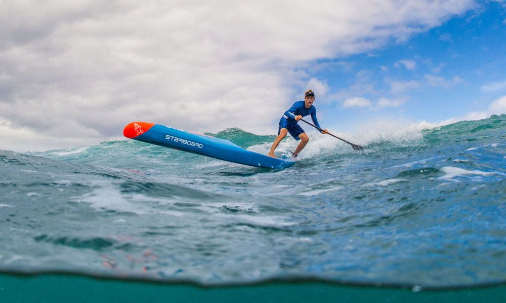 Starboard Releases Sneak Peek of 2019 Race Boards