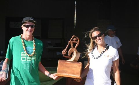 The Triple Crown of SUP 2011 Wraps Up