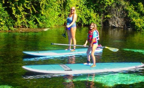 Stand Up Paddle Adventure Workshop In Florida