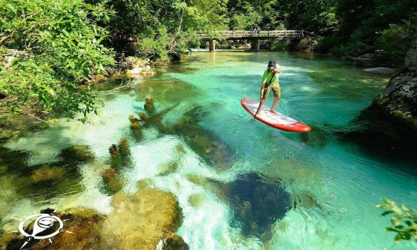 Paddle Boarding Slovenia