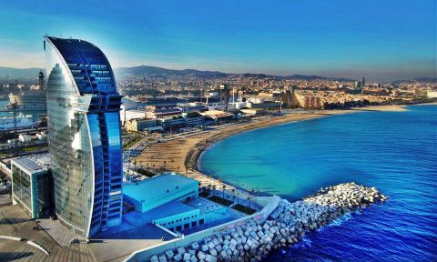 Barcelona will host the kickoff to the 2015 European Cup. | Photo Via: barcelonaholidayapartments.com