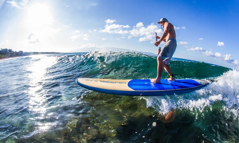 Tips To Improve Your SUP Surf Performance
