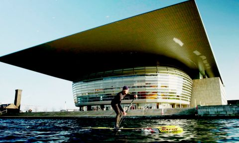 Denmark To Host 2017 ISA World SUP & Paddleboard Championship