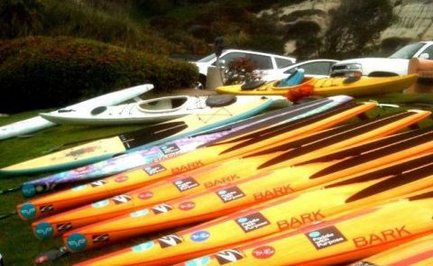 Trestles to TJ Paddle with Purpose