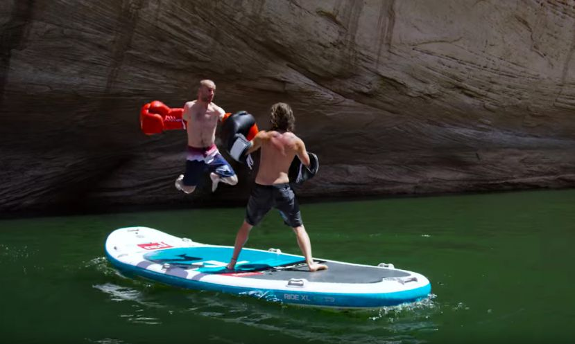 Is Paddle Board Boxing The Next Big Thing?