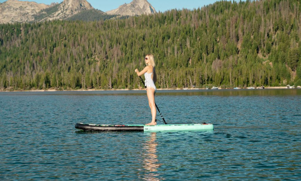 Nutritional Tips for Finding Balance On and Off Your SUP