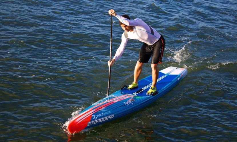 New Study: What You Need To Get The Best Workout From SUP