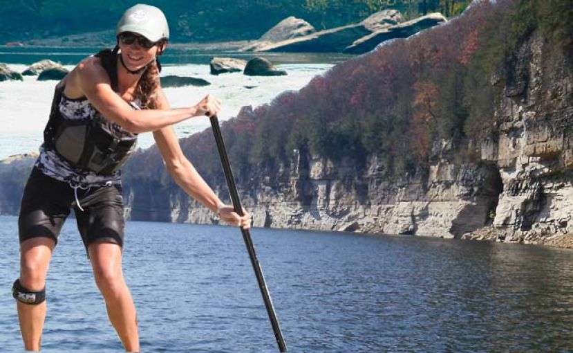 Paddle Boarding West Virginia