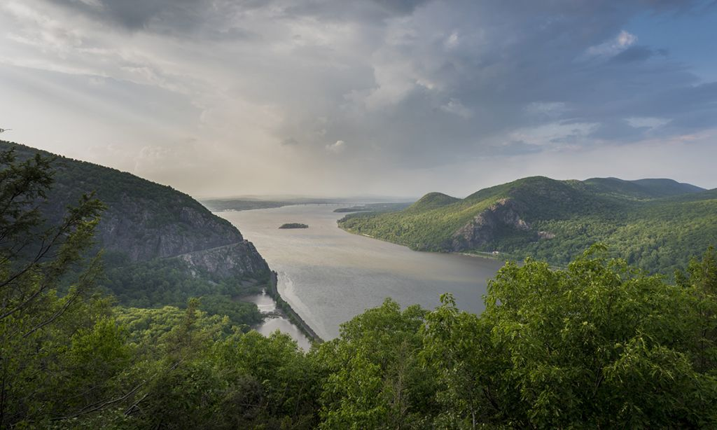 Paddle Into History in the Hudson Highlands