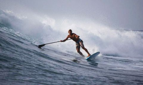 Laird Hamilton Launches New SUP Line