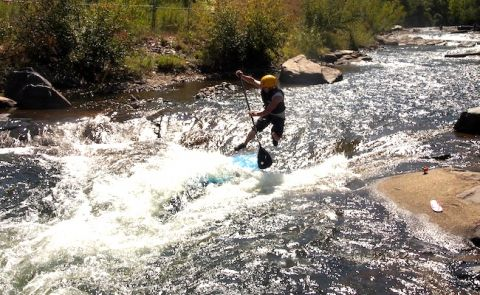 Tips for Choosing Fins for River SUP