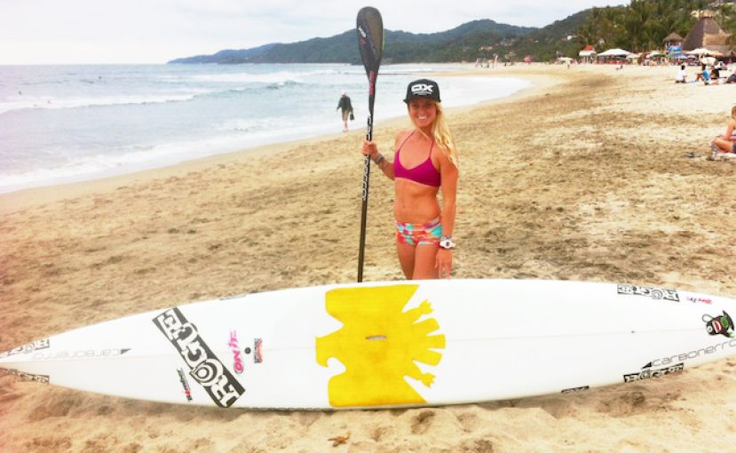 Shelby Rose Taylor - Inspring Others Through SUP