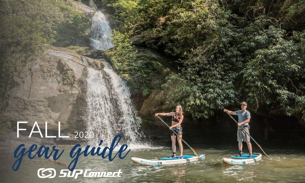 Fall 2020 Paddle Boarding Gear Guide