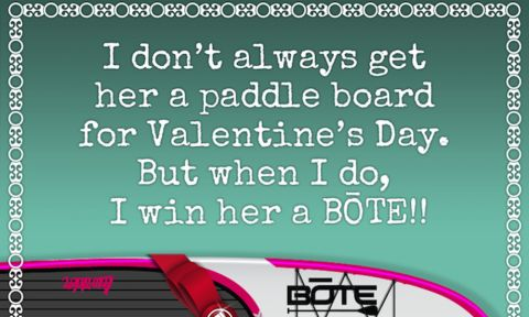Big BOTE Giveaway This Valentine's Day