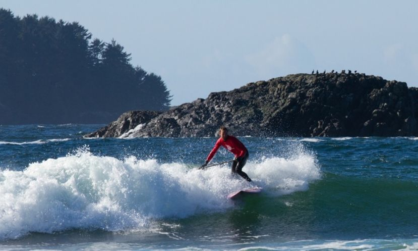 The second annual Tofino Paddle Surf SUP Invitational returns October 23 to 25, 2015.