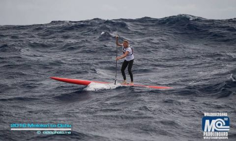 4x SUP winner from Germany, Sonni Honscheid. | Photo: 808photo.me