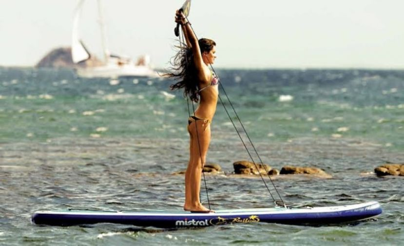 Mistral Releases 2014 Kailua Inflatable Fitness Yoga SUP