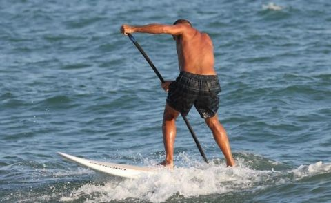 5 Tips for the First Time SUP Surfer