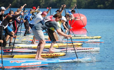SUPAA Comments On The Standardization of SUP Race Distances