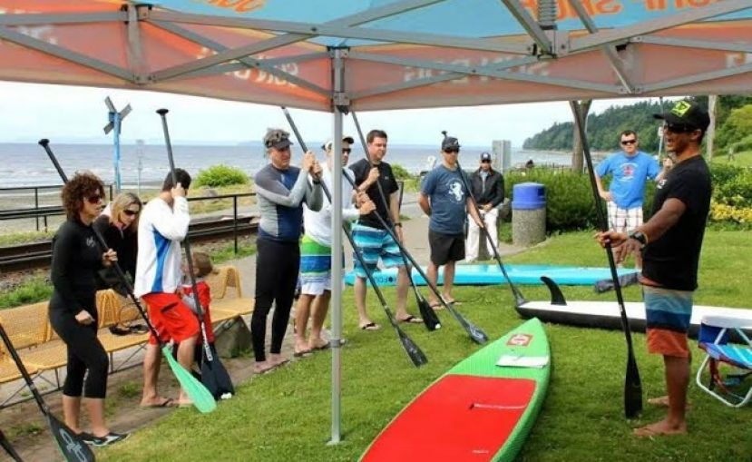 Danny Ching To Host SUP Paddling Clinic This Weekend