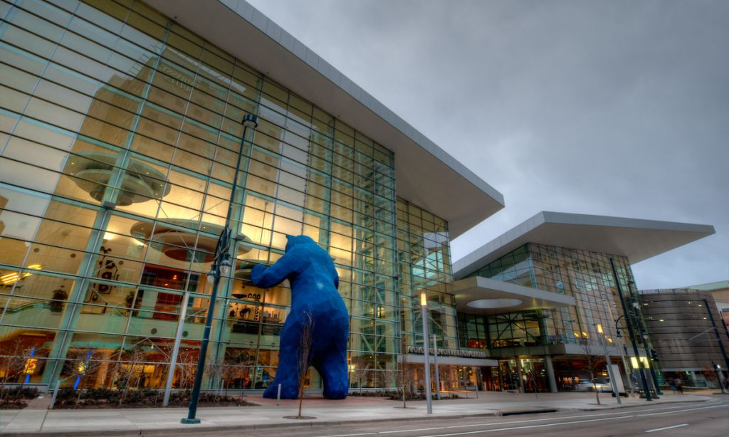 Denver Convention Center. | Photo: Shutterstock