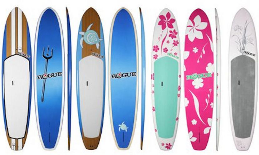 "Rogue SUP ""All-Arounder"" Designs"
