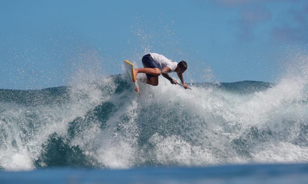 Barbados Pro kicks off with some great action and stand out performances, as Round 1 is completed for both Men and Women. | Photo courtesy: APP World Tour