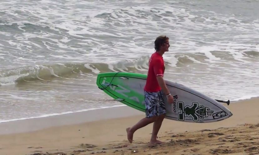 Zane Schweitzer, 2015 Master of the Ocean.