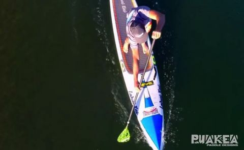 Puakea Paddle Designs Features The Catch 22 Stand Up Paddle