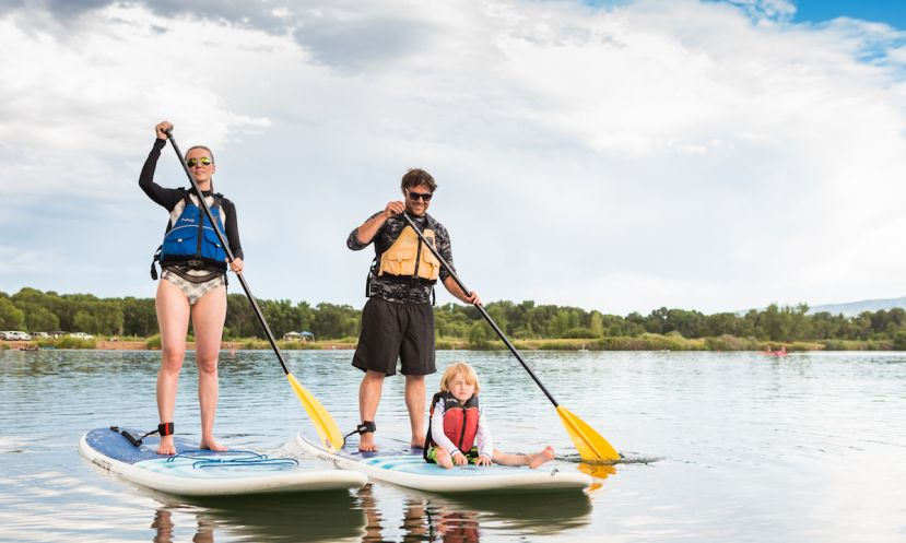 How To Keep Your Kids Safe on A SUP