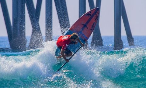 SUP US Open Kicks Off With World Class Surfing