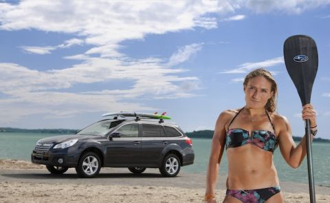 Annabel Anderson is Newest Ambasador with Subaru